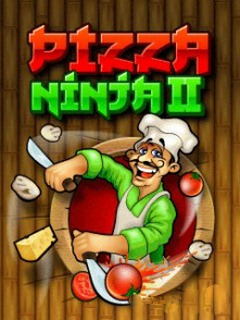 Download free mobile game: Pizza ninja 2 - download free games for mobile phone