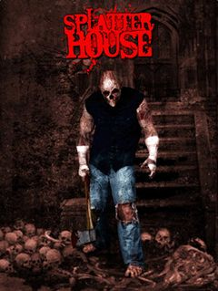 Mobile game SplatterHouse 2 - screenshots. Gameplay SplatterHouse 2