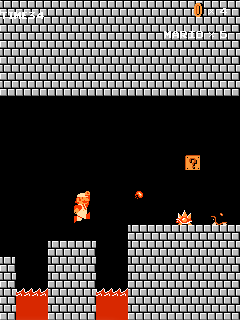Mobile game Super Mario Bros - screenshots. Gameplay Super Mario Bros