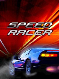 Speed Racer Asha 306 Java game