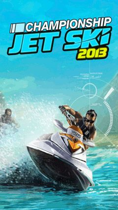 Download free mobile game: Championship Jet ski 2013 - download free games for mobile phone