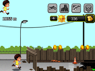 Mobile game Chennai Express - screenshots. Gameplay Chennai Express