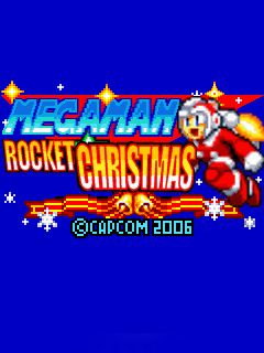 Download free mobile game: Megaman: Rocket Christmas - download free games for mobile phone