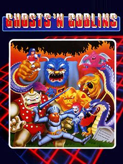 Download free mobile game: Ghosts'n goblins - download free games for mobile phone