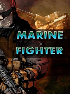 Download free mobile game: Marine Fighter - download free games for mobile phone