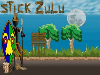 Download free mobile game: Stick Zulu - download free games for mobile phone