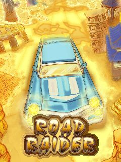 Download free mobile game: Road raider - download free games for mobile phone