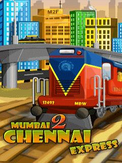 Download free mobile game: Mumbai 2: Chennai express - download free games for mobile phone