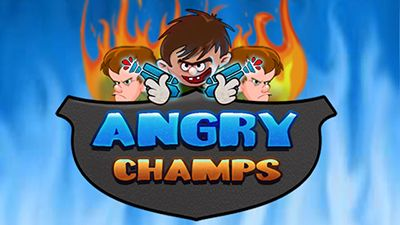 Download free mobile game: Angry champs - download free games for mobile phone