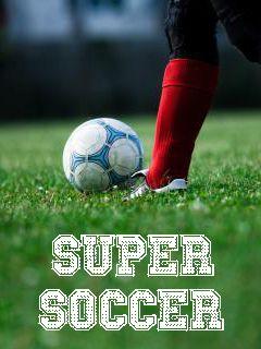 Super Soccer Asha 306 Java game