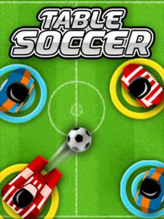 Download free mobile game: Table soccer - download free games for mobile phone
