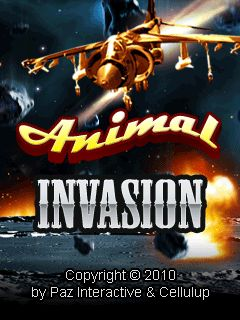 Download free mobile game: Animal invasion - download free games for mobile phone