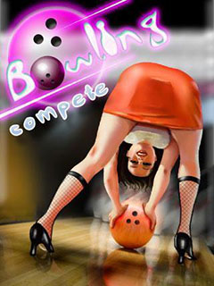 Download free mobile game: Bowling compete - download free games for mobile phone