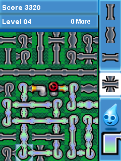 Mobile game Canal control - screenshots. Gameplay Canal control