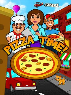 Download free mobile game: Pizza time! - download free games for mobile phone