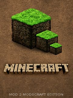 Download free mobile game: Minecraft 3D MOD 2 (ModsCraft edition) - download free games for mobile phone