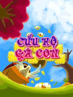 Download free mobile game: Rescue hens - download free games for mobile phone