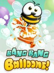 In addition to the free mobile game Bang-bang balloons! for 6300 download other Nokia 6300 games for free.