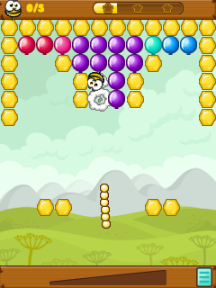 Mobile game Bang-bang balloons! - screenshots. Gameplay Bang-bang balloons!