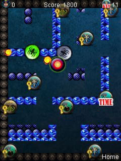 Mobile game Zuzumba - screenshots. Gameplay Zuzumba