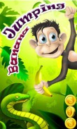 In addition to the free mobile game Jumping banana for N73 download other Nokia N73 games for free.
