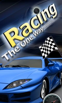 Download free mobile game: Racing the one way - download free games for mobile phone