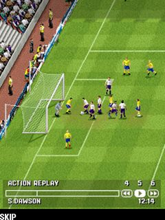 Mobile game FIFA 14 - screenshots. Gameplay FIFA 14