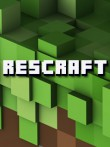 In addition to the  game for your phone, you can download ResourseCraft (Rescraft) for free.