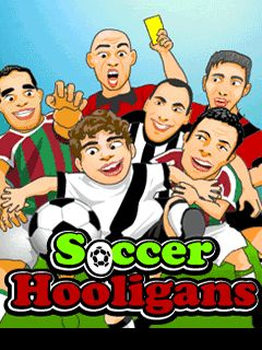 Download free mobile game: Soccer hooligans - download free games for mobile phone