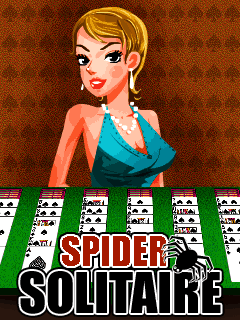 Download free mobile game: Spider solitaire - download free games for mobile phone