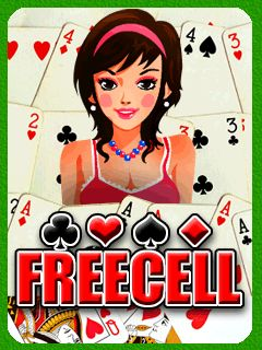 Download free mobile game: Freecell - download free games for mobile phone