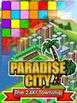 In addition to the  game for your phone, you can download Paradise city: The 24 Kt township for free.