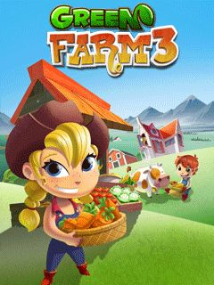 Green Farm 3 game ponsel Java jar