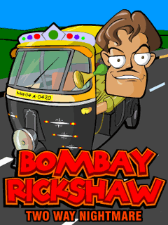 Download free mobile game: Bombay Rickshaw  Two Way Nightmare - download free games for mobile phone