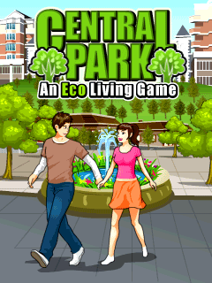 Download free mobile game: Central park: An eco living game - download free games for mobile phone