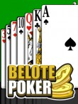 In addition to the  game for your phone, you can download Belote poker for free.