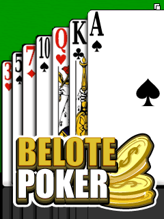 Download free mobile game: Belote poker - download free games for mobile phone