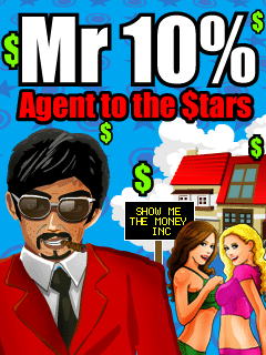 Mobile game Mr. 10% Agent to the stars - screenshots. Gameplay Mr. 10% Agent to the stars