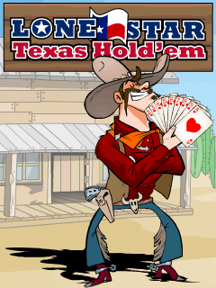 Download free mobile game: Lone star Texas Holdem - download free games for mobile phone