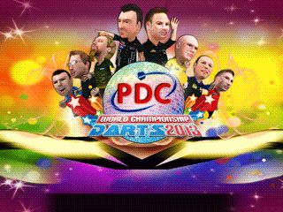 Download free mobile game: PDC World championship darts 2013 - download free games for mobile phone