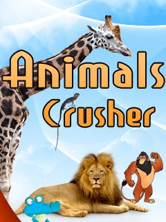 Download free mobile game: Animal crusher - download free games for mobile phone