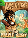 In addition to the  game for your phone, you can download Age of rock: The puzzle quest for free.