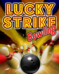 Download free mobile game: Lucky strike bowling - download free games for mobile phone