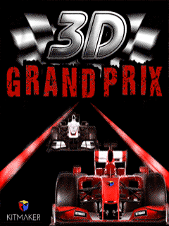 Download free mobile game: Grand prix 3D - download free games for mobile phone
