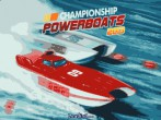 In addition to the  game for your phone, you can download Championship powerboats 2013 for free.
