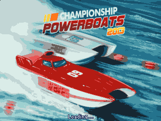 Download free mobile game: Championship powerboats 2013 - download free games for mobile phone