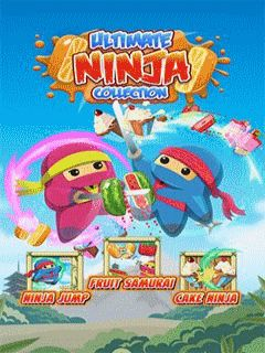 Tải Game Ultimate Ninja Collection