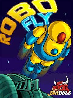 Download free mobile game: Robo fly - download free games for mobile phone