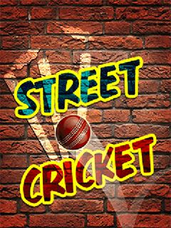 Download free mobile game: Street cricket - download free games for mobile phone