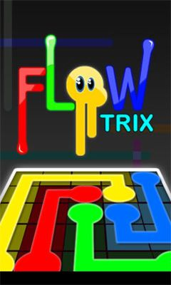 Download free mobile game: Flow trix - download free games for mobile phone